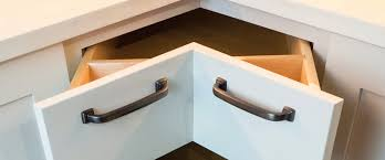 corner cabinets tray dividers