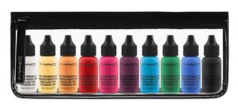 m a c pro performance hd airbrush makeup mini brights kit reviews