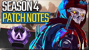 Patch Notes - Apex Legends Season 4 ...