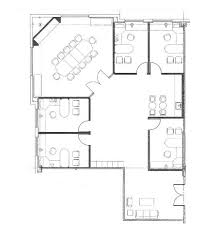 small office floor plans. 4 Small Offices Floor Plans Sample Plan Drawings U2013 Ezblueprintcom Office A