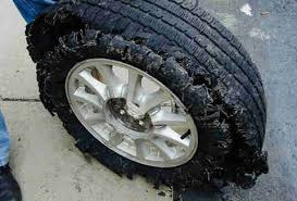 Image result for free google images of blown tires