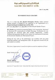 Noc Certificate Format Doc Copy Job Experience Certificate Format A