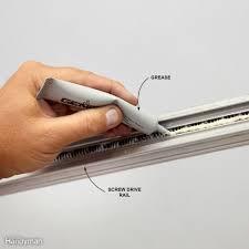 lube the rail