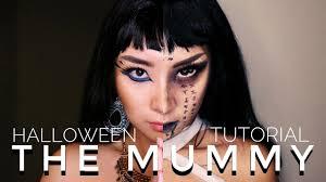 the mummy makeup tutorial princess mummy 2017