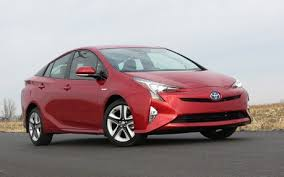2018 Toyota Prius - Price, engine, full technical specifications ...