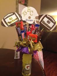 Good luck Football gift.