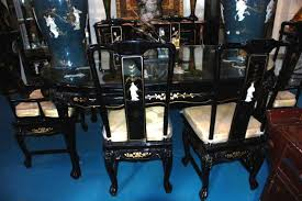 chinese dining set with six chairs antique table and 6 chairs2 1600