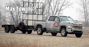 2020 Chevy 3500 Towing Capacity Chart 2020 Chevy Silverado Hd 2500 How Much More Will It Haul And