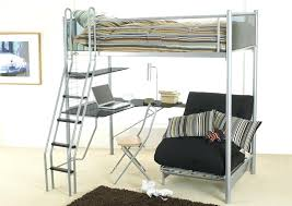 bunk bed with desk underneath image of futon bunk bed with desk bunk bed desk combo south africa