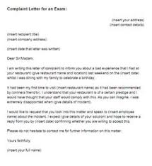 letter of complaint useful phrases english complaint letter
