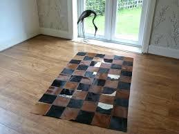 patchwork cowhide rug nz canada