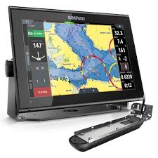 Simrad Go12 Xse 12 Inch Multi Touch Chart Plotter With