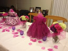 Stunning Themes For A Girl Baby Shower 63 For Your Baby Shower Baby Shower For Girls Decorations