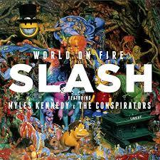 <b>World On</b> Fire [Explicit] by <b>Slash</b> on Amazon Music - Amazon.co.uk