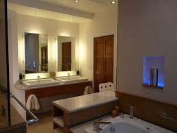bathroom lighting design ideas. small bathroom light fixtures ideas also modern wall lighting design along with charming colorful blue