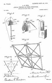 Box Kite Designs Plans Structures To Let Man Fly Bells Tetrahedral Kites Kite