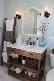 Cool 35 Awesome Coastal Style Nautical Bathroom Designs Ideas  https://homevialand.com