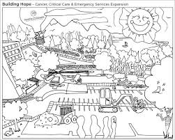 Small Picture Unique Construction Coloring Pages Best Colori 2449 Unknown
