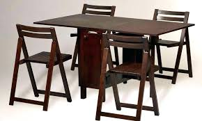 tasty collapsible dining table folding dining room chairs outstanding folding dining table and chairs set at