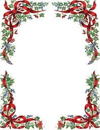 Christmas Letterhead Template Free Christmas Letterhead Templates Barca Fontanacountryinn Com