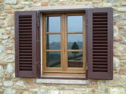 Decorative Outdoor House Shutters Window Shutters Exterior - Shutters window exterior