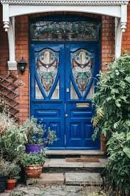 front door with stained glass types of doors for your home wood windows 1930s