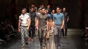 ファッション通信 予告メンズトレンドの波に乗る2016春夏 ミラノパリメンズコレクションフォーカスパート2