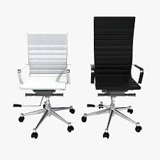modern office chair. Modern Office Chair Royalty-free 3d Model - Preview No. 1 U