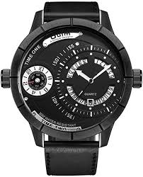 Watch Double Movement <b>Multi-Function</b> Men's Watch <b>Waterproof</b> ...