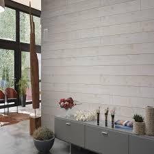 Lovely Peinture Pour Peindre Ravissant Du Lambris Bois En Blanc Design Moderne