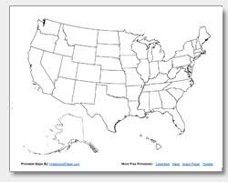 Free Printable Labeled Map Of The United States Download Them Or Print
