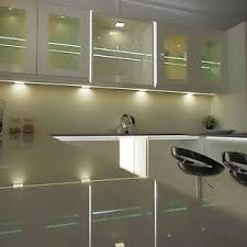 led kitchen under cabinet cupboard light square surface 6mm flat