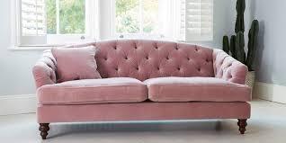 pink sleeper sofa.  Sofa Pink Velvet Sleeper Sofa For R