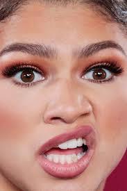 zendaya zendaya funny face makeup make up celebrity celebs celebritycloseup celebrities celeb