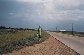 An image that on the one hand has the. Eggleston S South Always In Color Southern Spaces