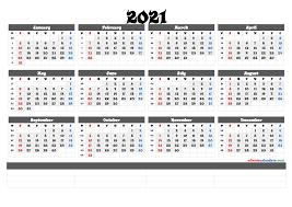 Printable 2021 calendar is free to obtain and use, and you should use it indoors, in your desk, wall and even at your workplace. 2021 Calendar With Week Number Printable Free Free Printable Calendars And Planners 2021 2022 And 2023 Below Are Year 2021 Printable Calendars You Re Welcome To Download And Print Shelba Images
