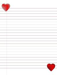Lined Paper Template Word Mwb Online Co