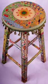 multi colored painted furniture. contemporary painted the 25 best bohemian furniture ideas on pinterest  summer  bright painted and pattern and multi colored painted furniture l