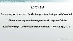 degrees celsius definition conversion lesson transcript study com