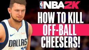 NBA 2K TIPS - HOW TO KILL OFF-BALL ...