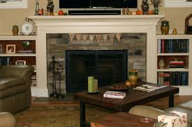 flat gas fireplace a fireplace is the focal point in rooms where people gather this traditional