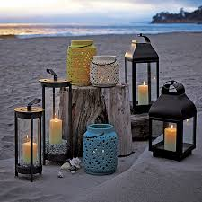 Crate and barrel outdoor lighting Candle Outdoor Lanterns Facingpagesco Five 4th Of July Party Ideas And Tips Crate And Barrel Blog
