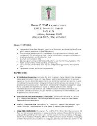 Rn Case Manager Resume samples Gallery Creawizard com