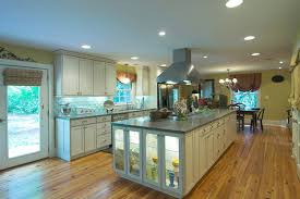 counter kitchen lighting. rectangular kitchen island with oven glass windows counter lighting