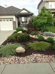 no maintenance front yard landscaping