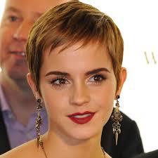 Coupe Courte Femme Emma Watson