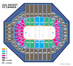 Xl Center Hartford Seating Chart With Rows Hockey Xl Center