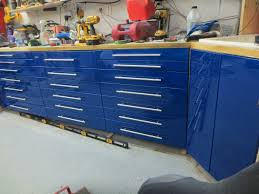 Large Garage Cabinets Backyards Homemade Garage Cabinets Homemade Roll Around Garage