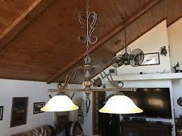 minka lavery belcaro walnut 2 light chandelier hanging light with chain break