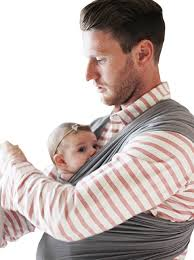Baby Wrap Carrier for Newborns, Infants & Toddlers Premium Soft ...